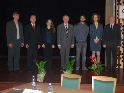 Tudományos szakmai konferencia