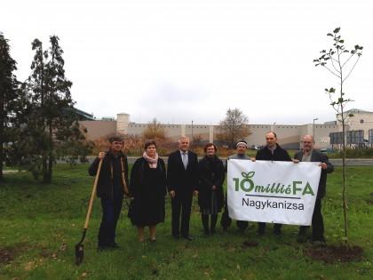 Ültessünk 10 millió fát Magyarországon